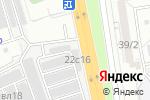Схема проезда до компании Шиномонтажная мастерская на Люблинской в Москве