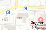 Схема проезда до компании Экоморье в Москве