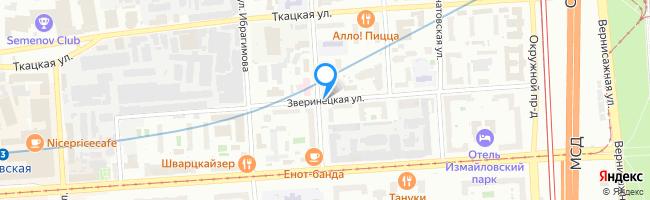 Зверинецкая улица