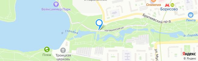 Наташинская улица