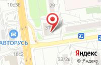 Схема проезда до компании Двери-Декор в Подольске