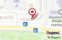 Схема проезда до компании Бизнес-Вид в Москве