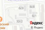 Схема проезда до компании Давет в Москве