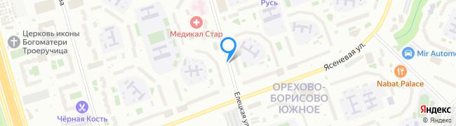 Елецкая улица