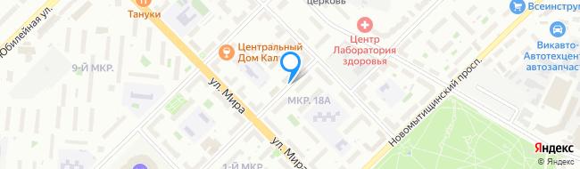 улица Матросова
