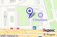 Схема проезда до компании МАГАЗИН ОБУВЬ в Москве