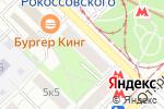 Схема проезда до компании Аптека.ру в Москве