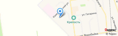 Детский сад №12 на карте Авдеевки