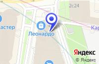 Схема проезда до компании MR. DOORS в Москве
