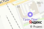 Схема проезда до компании МОСВОДОСЧЕТЧИКИ 8 в Москве