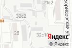 Схема проезда до компании Терра Форест в Москве
