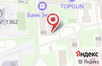 Схема проезда до компании Лкм и Их Применение в Москве