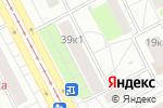 Схема проезда до компании Ювелирный салон в Москве
