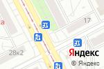 Схема проезда до компании Мосгортранс в Москве