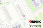 Схема проезда до компании Инсталляционная компания в Москве