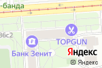 Схема проезда до компании Авто-Олимп в Москве