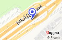 Схема проезда до компании РВД- RVDSALE.RU в Москве