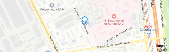 улица Бориса Жигулёнкова