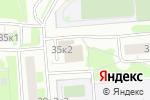 Схема проезда до компании Альгида в Москве
