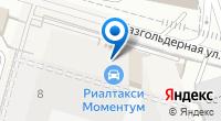 Компания Кореана Моторс на карте