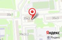 Схема проезда до компании Скат в Москве