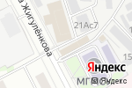 Схема проезда до компании Аском в Москве