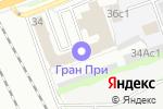 Схема проезда до компании Shark styl в Москве
