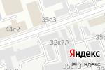 Схема проезда до компании ФМС в Москве