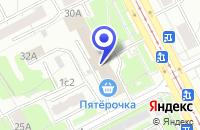 Схема проезда до компании АВТОШКОЛА АВТОФИЛ в Москве
