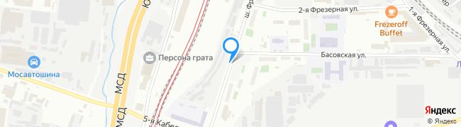шоссе Фрезер