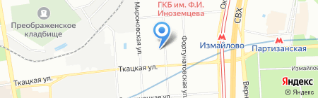 Diod Vision на карте Москвы
