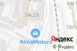 Схема проезда до компании LBL в Москве