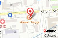 Схема проезда до компании Артэ-Групп в Москве