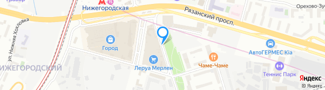 проезд Карачаровский 1-й
