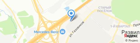 rvdsale.ru на карте Москвы