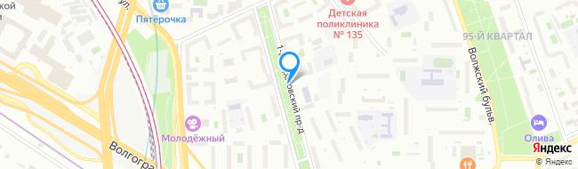 проезд Саратовский 1-й
