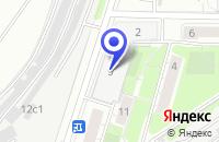 Схема проезда до компании ФАРМАЦЕВТИЧЕСКАЯ КОМПАНИЯ РЕСУРСЫ в Москве