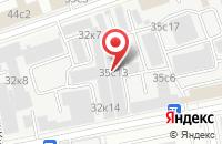 Схема проезда до компании Миди Групп в Москве