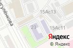 Схема проезда до компании Московский государственный медико-стоматологический университет им. А.И. Евдокимова в Москве