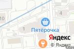 Схема проезда до компании KiD-FiT в Москве