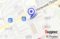 Схема проезда до компании МЕДИЦИНСКИЙ ЦЕНТР МЕДАНА-XXI ВЕК в Москве