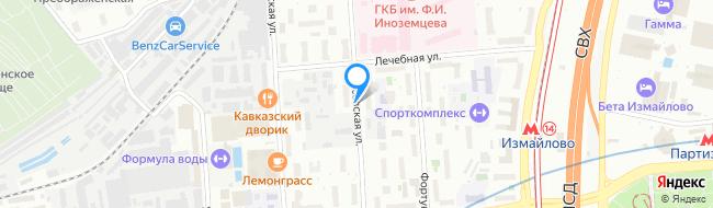 Борисовская улица