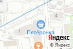 Схема проезда до компании Раш-строй в Москве
