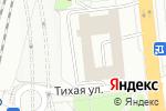 Схема проезда до компании ВАКАНСИЯ в Москве