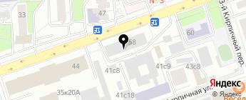 Вита Шина на карте Москвы