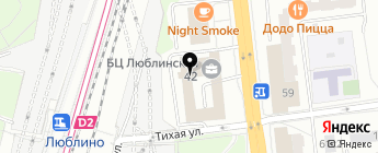 Psg-Tuning на карте Москвы