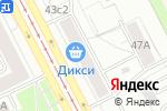 Схема проезда до компании Petshop.ru в Москве