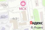 Схема проезда до компании Прайм Трейд в Москве