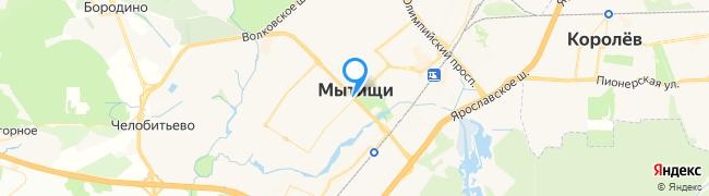 город Мытищи