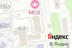 Схема проезда до компании Coral Travel в Москве